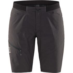 Haglöfs L.I.M Fuse Pantalones cortos Mujer, slate
